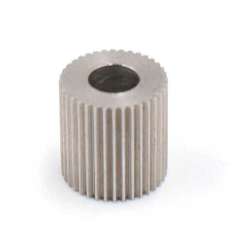 3D Printer ID5mm OD11mm 38 Tooth All Linear Stainless Extruder Drive Gear