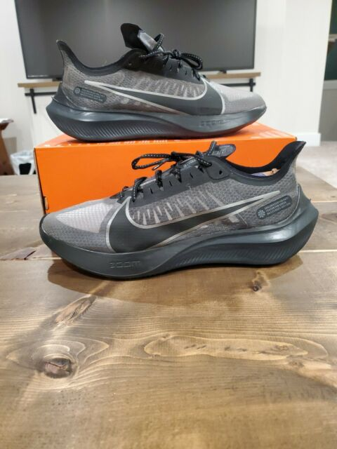 Nike Zoom Gravity Size 10.5 - Black/Anthracite/Pewter - Men's Running Race Shoes