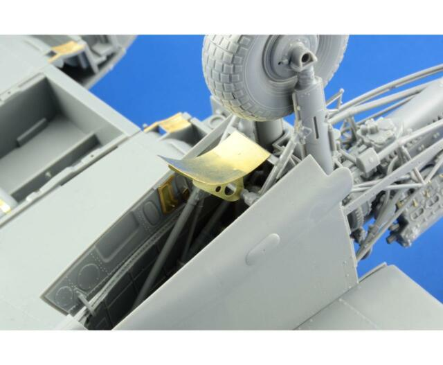 Eduard 32379 1//32 Aircraft Mosquito FB MK VI Exterior Detail Set for Tamiya for sale online