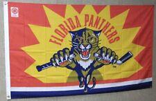 FLORIDA PANTHERS NHL HOCKEY 3' X 5' FLAGPOLE FLAG BANNER CLOSEOUT FREE SHIPPING