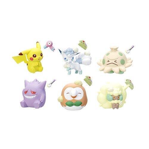 Pokemon Center Original OTEIRE Please Figure Collection Whimsicott mini figure