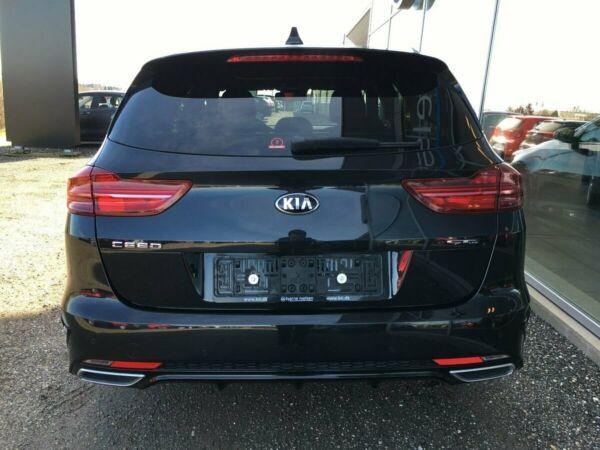 Kia Ceed 1,4 T-GDi GT-Line SW DCT - billede 4