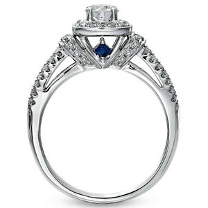 Vera Wang Engagement Ring Ebay