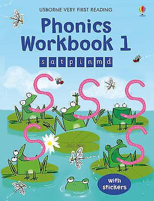 1 of 1 - Phonic Workbook: Level 1 by Mairi Mackinnon (Paperback, 2011)