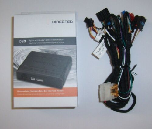 Directed Remote Start 2015-2018 Chevy Colorado Trax DB3 THGMD1 Near Plug /& Play
