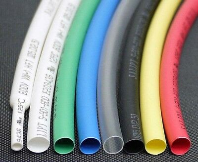 Sizes Lengths Sleeving Heatshrink Tube wire Heat Shrink Various Colours