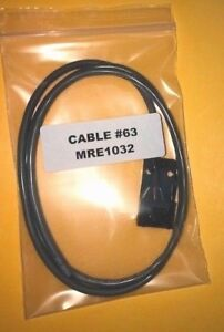 Cable 63 Motorola 16-pin Maxtrac GM300 VHF UHF Repeater