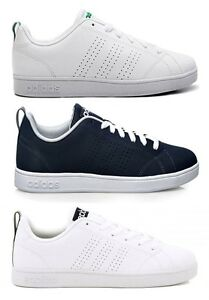 Detalles de ADIDAS NEO ADVANTAGE CLEAN scarpe stan smith uomo sportive  sneakers pelle casual