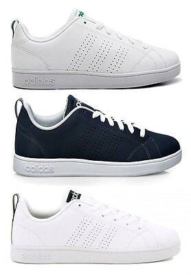 section spéciale baskets nouvelle sélection Adidas Neo Advantage Clean Shoes Stan Smith Man Sports Sneakers Leather  Casual | eBay