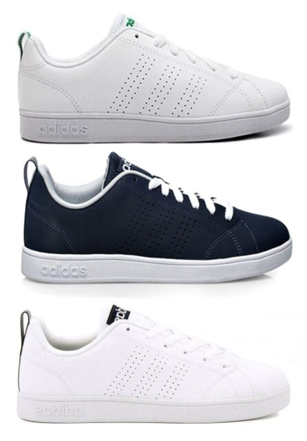 Adidas Neo Advantage Nettoyer Chaussures Stan Smith Homme Baskets Cuir Casual