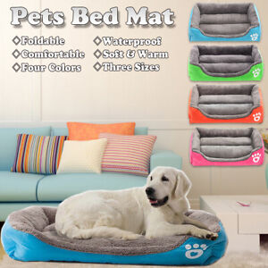 Dog-Cat-Bed-Kennel-Extra-Large-Puppy-Cushion-Mat-Soft-Warm-Waterproof-Pet-q