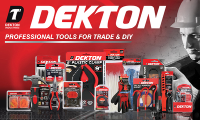 Up to 40% off Dekton Tools & Car Accessories