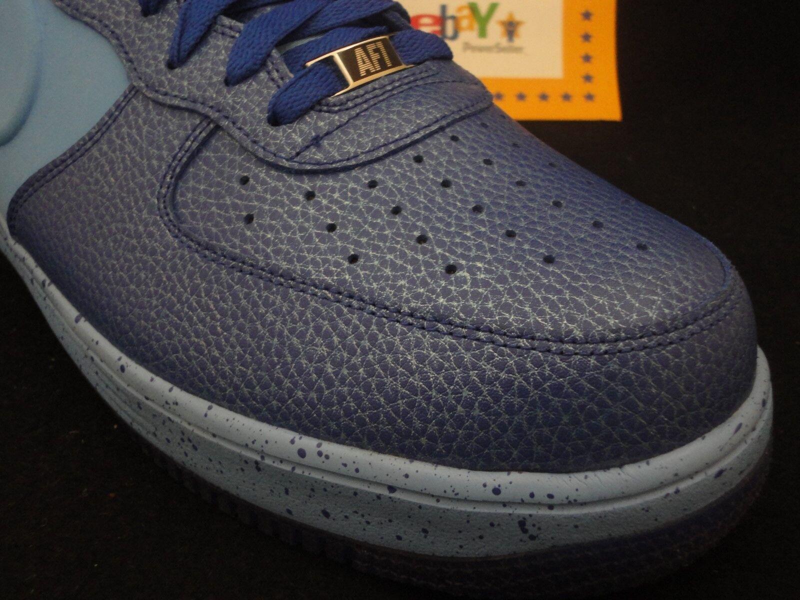 Nike Lunar Force 1 Lux VT, Game Royal / University Blue, Sz 14