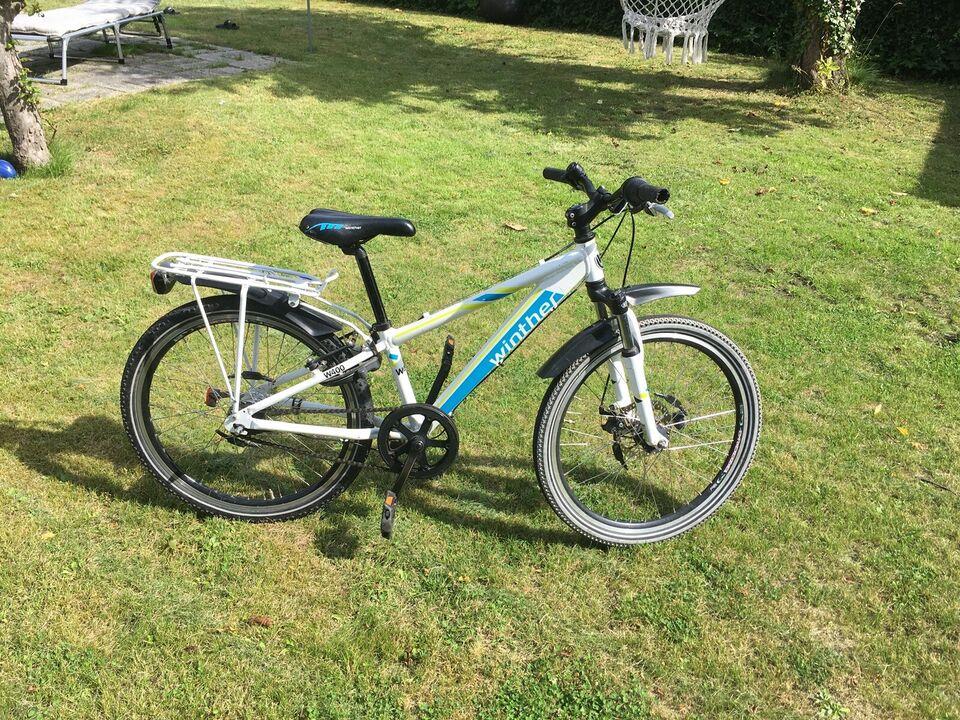 Drengecykel, mountainbike, Winther