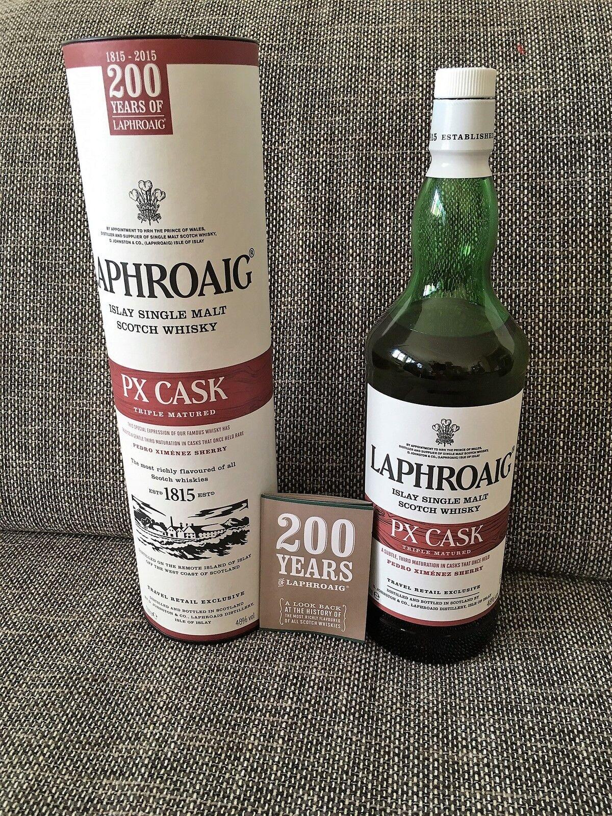 BeefJerky Whisky/Pfeffer  Laphroaig Laphroaig Laphroaig PXCask Whisky 10 mal 100g be9afd