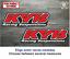 Sticker-Vinilo-Decal-Vinyl-Aufkleber-Adesivi-Autocollant-KYB-Racing-Suspensions miniatura 1