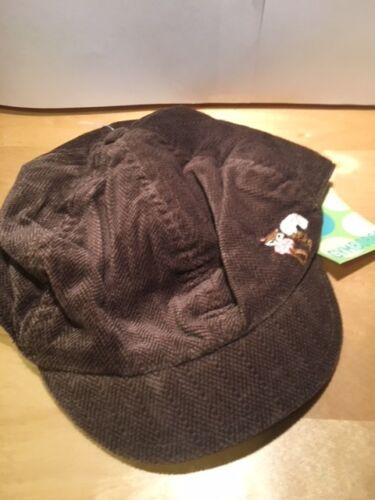 Gymboree hat beret NWT Girl Detective My Best Friend Fox Trot La Belle Epoque