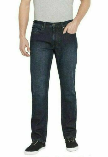 Buffalo David Bitton Jackson-X Mens Denim Straight Stretch Jeans VARIETY NWT