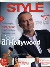 STYLE by IL GIORNALE-GEN.2013 * Speciale PITTI - CARLO TRAGLIO- ROSSELLA BRESCIA