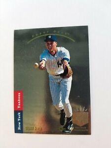 1993-Upper-Deck-SP-Premier-Prospects-Foil-Derek-Jeter-Rookie-Card-Yankees-279