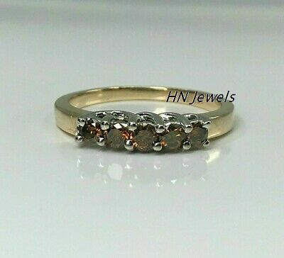 14k solid gold glittered finish design wedding band with 7 diamonds white yellow or rose gold