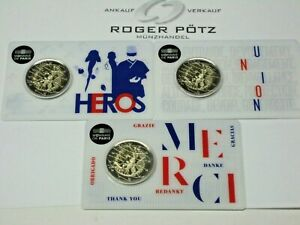 3-X-Commemorative-Coin-2020-Research-Complete-Package-Medical-Research-Ex-Stock