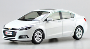 1 18 SAIC Motor original manufacturer ,Chevrolet 2015 cruze alloy car model