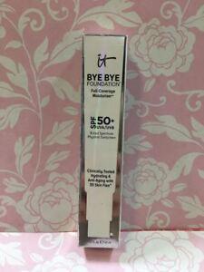 it-cosmetics-Bye-Bye-Foundation-Full-coverage-Moisturizer-SPF50-PICK-YOUR-SHADE