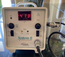 System B Heat Source Heatsource Analytic Sybron Dental