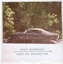 (EO348) Andy Burrows, Keep On Moving On - 2013 DJ CD