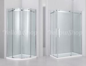 Cabine Doccia Rettangolari : Box doccia angolare spa class multifunzione stormdesign