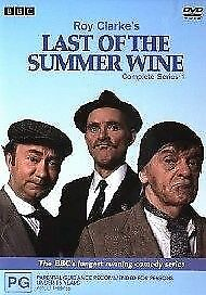 Last Of The Summer Wine : Series 1 (DVD, 2003, 2-Disc Set)