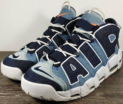 Nike Air More Uptempo '96 'Denim' Men's Size 12 White ...