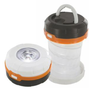 Tent-camping-LED-light-lantern-folding-pack-away-battery-powered-compact-lights