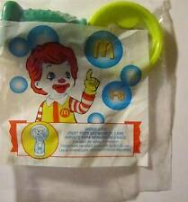 2011 McDonald's Happy Meal  Age 1-3 toy~~BUTTERFLY CATCHER