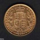 Australia. 1878 Sydney - Shield Sovereign.. Much Lustre.. gVF/EF