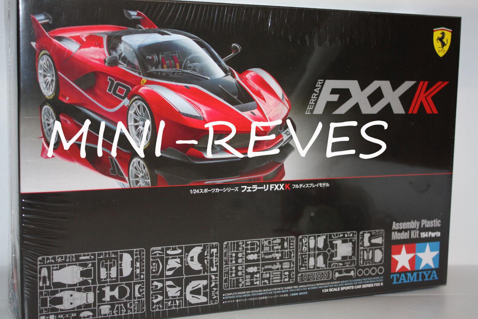 Tamiya Ferrari Fxx - k 1 24 24343