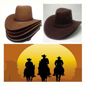 El-sombrero-de-vaquero-Western-EE-UU-a-De-hombre-y-De-mujer-sombrero-de-sombrero-de-sol-fresco-de