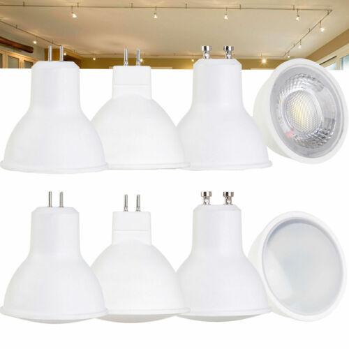 LED Spot Lights GU10 MR16 GU5.3 5W 6W 7W 9W Lighting Bulb 220V DC 12V Lamps RM43