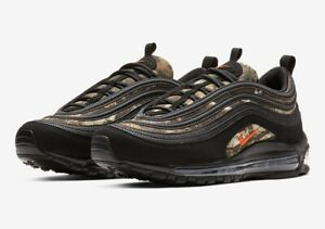 Details about Brand New Mens Nike Air Max 97 RLT BV7461 001 BlackTeam Orange Size 10
