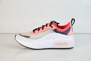 Details about Nike Womens Air Max DIA SE QS Off White Black White AV4146 100 5 10