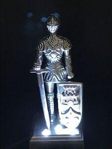 The Addams Family TAF Pinball Machine KNIGHT (suit of armor) LED Mod Bally