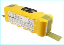 UK Battery for Klarstein Cleanfriend Veluce R290 Cleanmate 14.4V RoHS