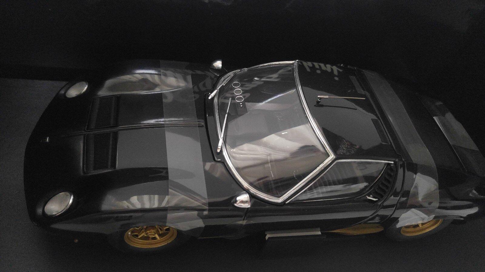 1 18 Kyosho, Lamborghini MIURA P400 Black