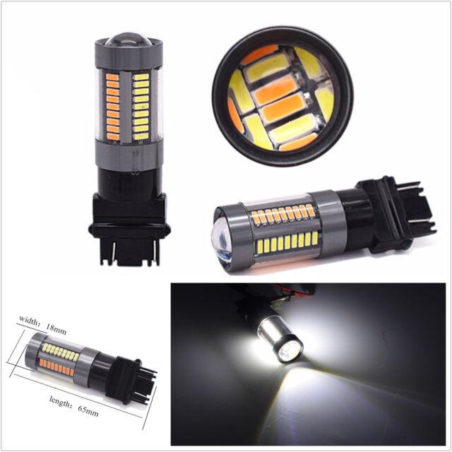"7/"" LED Headlight Bluetooth RGB HALO Light For GMC Pickup Mack Ford Jeep NEW"
