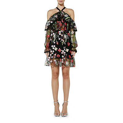 NEW Mossman The Midnight Garden Dress Assorted