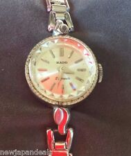 - Authentic Pre-owned Antique Rado 21 Jewels Hand Winding Watch for Women
