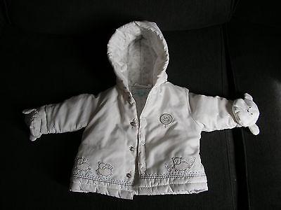 Rapimento Manteau Blanc Bébé 1 Mois Petit Kimbaloo Nuove Varietà Sono Introdotte Una Dopo L'Altra