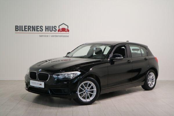 BMW 118d 2,0  billede 0