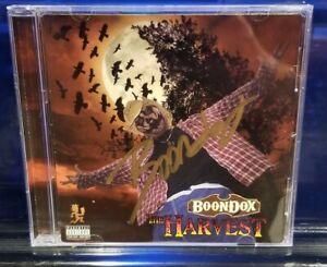 Boondox-The-Harvest-CD-insane-clown-posse-twiztid-blaze-ya-dead-homie-icp-rare